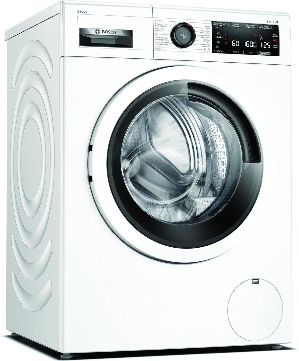 Bosch WAX32KP0FG – Serie 8 – i-DOS – Wasmachine – NL/FR