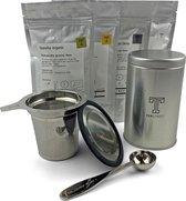 VitaliTea kit | cadeau | losse thee | thee accessoires