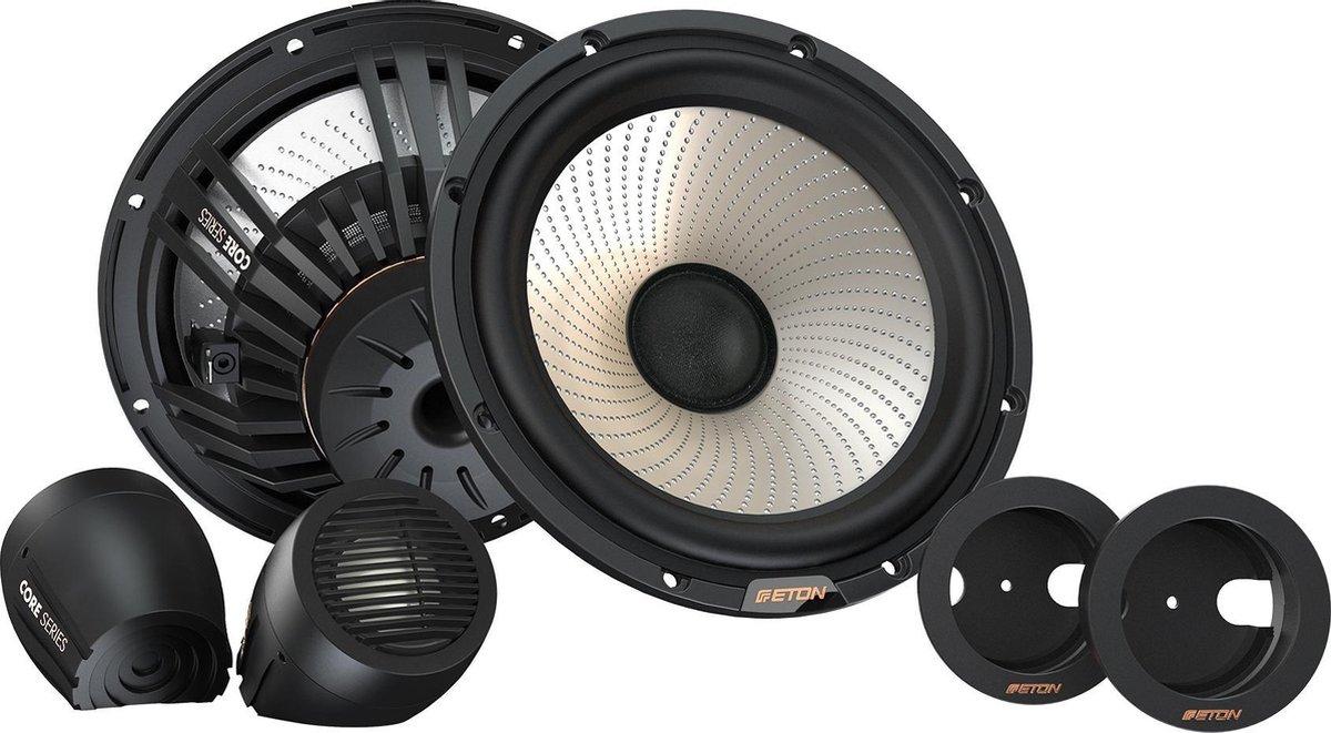 Eton Core S2   16,5cm High-End composet - beste autospeakers 165mm