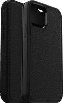 OtterBox Strada case voor iPhone 12 / iPhone 12 Pro - Zwart