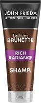 John Frieda Brilliant Brunette Rich Radiance - 250 ml - Shampoo