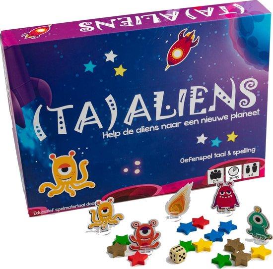 Thumbnail van een extra afbeelding van het spel (TA)ALIENS - Spelling 4e leerjaar - Level21