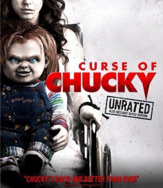 Cover van de film 'Curse Of Chucky'