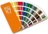 RAL K7 kleurenwaaier - Classic