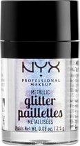 NYX Professional Makeup Metallic Glitter - Lumi-Lite MGLI05 - Glitter - 2,5 gr