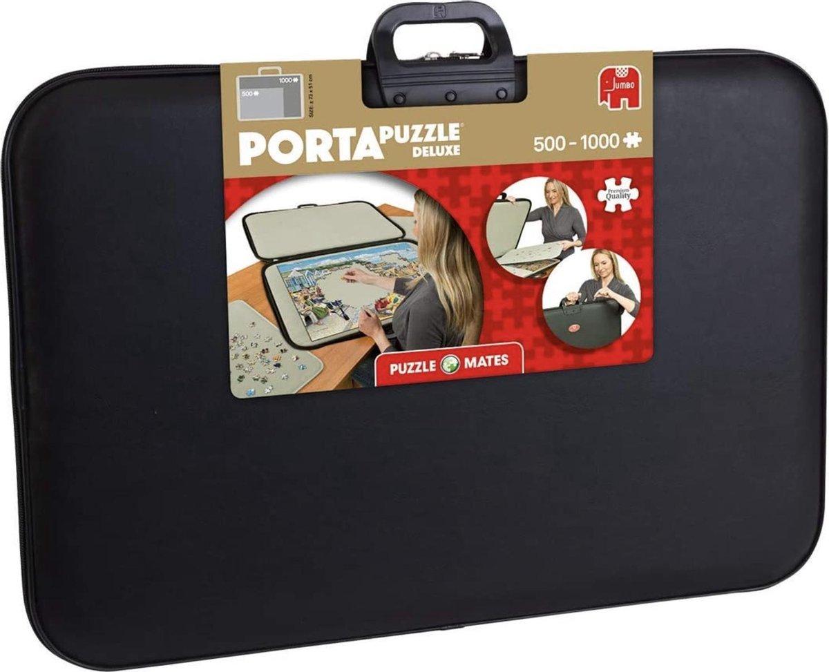 Jumbo Portapuzzle Deluxe 1000 Stukjes