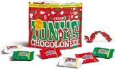 Tony's Chocolonely Tiny Chocolade Kerst Pouch - 180 Gram