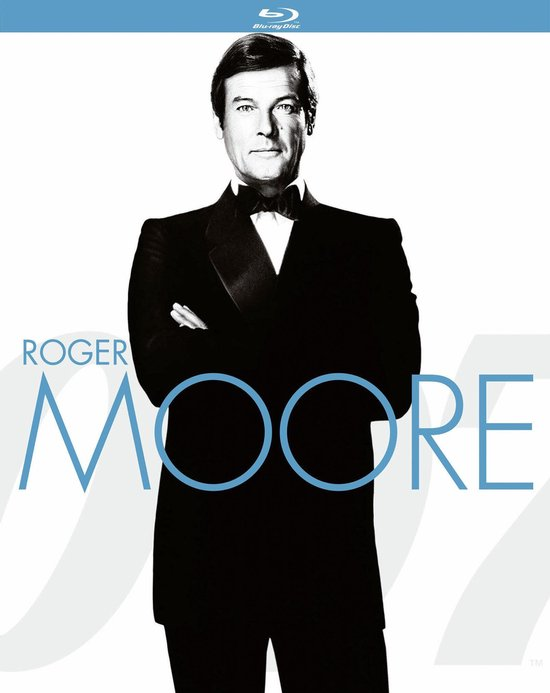 James Bond - Roger Moore Collection (Blu-ray)