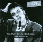 Ian Dury - Live At Rockpalast 1978