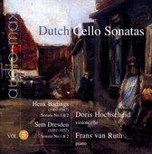 Dutch Cello Sonatas Vol. 5