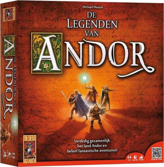 Afbeelding van De Legenden van Andor - Bordspel speelgoed