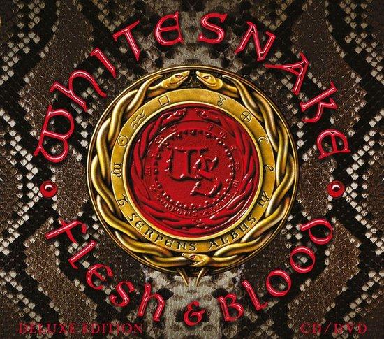 Flesh & Blood (CD+DVD)