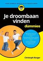 Voor Dummies  -   Je droombaan vinden voor Dummies
