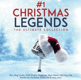 #1 Christmas Legends - The Ultimate Collection (CD)