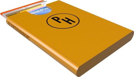 De Passiehouders - Pasjeshouder - Goud - 6 pasjes - Creditcardhouder