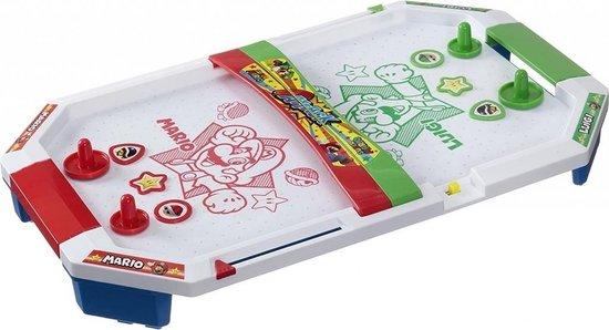 Afbeelding van het spel Epoch Super Mario Airhockey