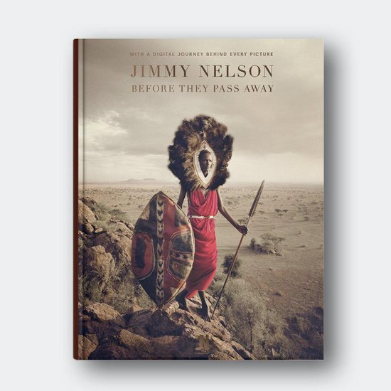 Boek cover Before They Pass Away (2020) - Coffee-table Book van Jimmy Nelson (Hardcover)