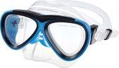 Waimea Duikmasker PVC - Junior - Blauw/Zwart