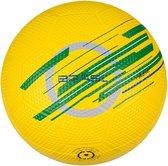 Avento Straatvoetbal - Worldcup - Geel/Groen/Blauw - 5