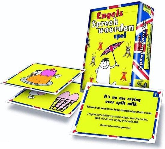 Het Engelse Spreekwoordenspel