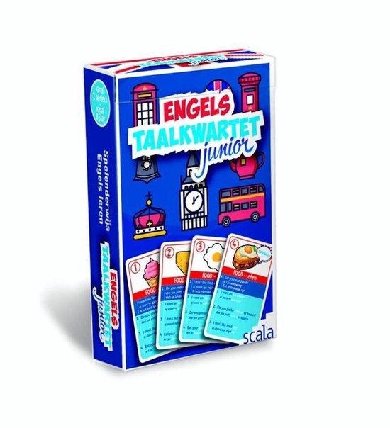 Engels Taalkwartet Junior - none |