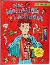 Prentenboek Het menselijk lichaam;