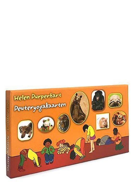 Kinderyoga - Peuteryoga kaarten - Helen Purperhart |