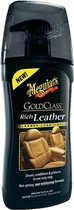 Meguiars G17914 Gold Class Rich Leather Cleaner & Conditioner 400ml