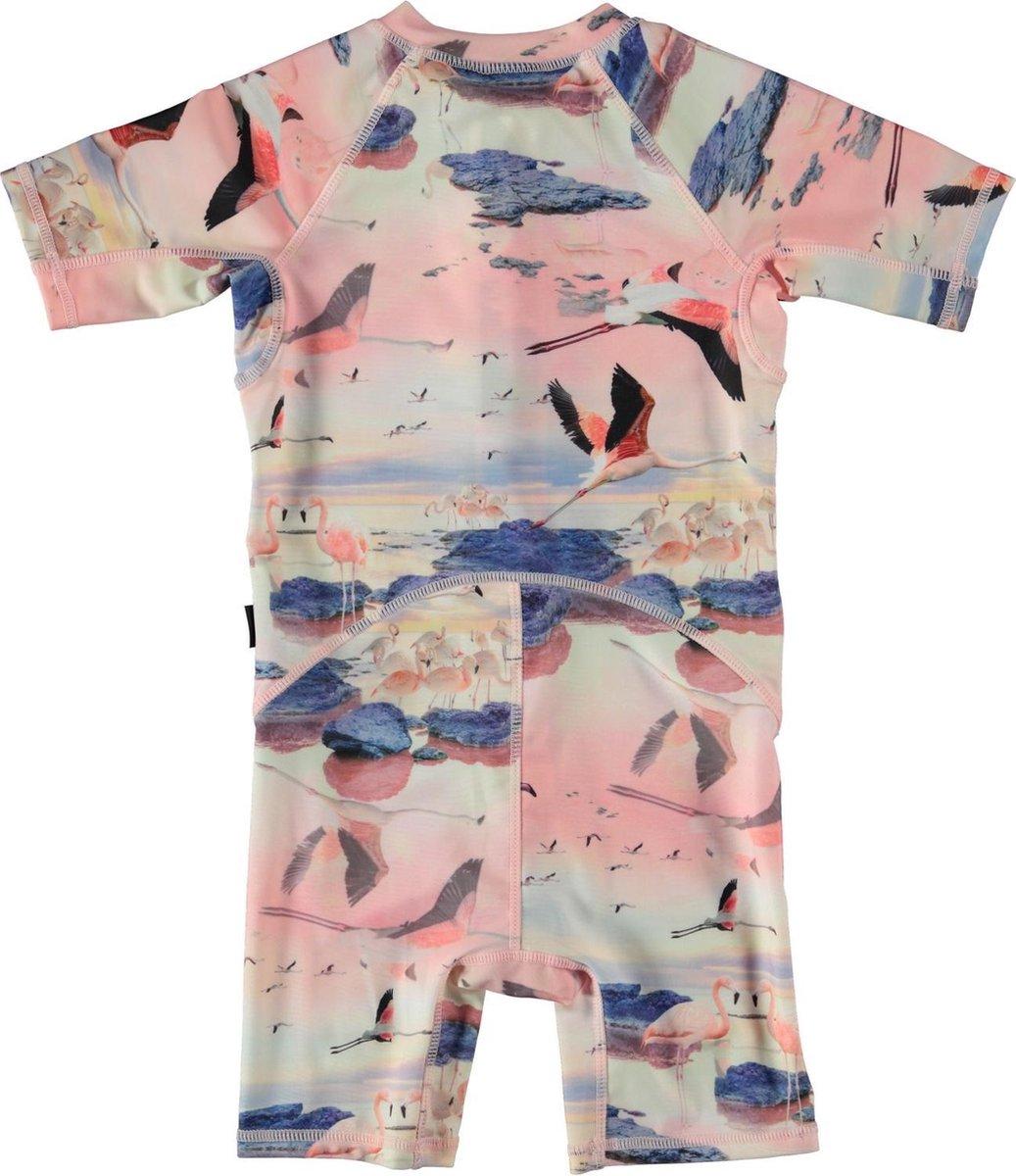 | Molo UV zwempak voor meisjes korte mouwen Neka
