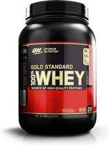 Optimum nutrition Gold Standard 100% Whey Protein - 908 gram -Chocolade Hazelnoot