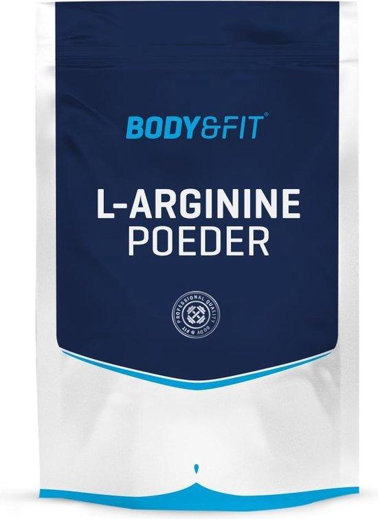 Body & Fit L-Arginine poeder - Aminozuur - 300 gram