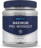 Body & Fit Maximum Pre-Workout - 530 gram - Fruit Punch