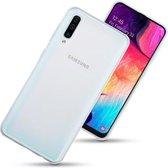 Samsung Galaxy A50 / A30S hoesje, gel case, volledig doorzichtig - Telefoonhoesje geschikt voor: Samsung Galaxy A30s; Samsung Galaxy A50