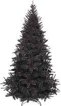 Triumph Tree - Bristlecone kerstboom zwart TIPS 686 - h185xd119cm- Kerstbomen