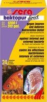Sera baktopur direct - tegen bacteriële aandoeningen - o.a. vinrot : Inhoud: 24 tabletten (1200 Liter)