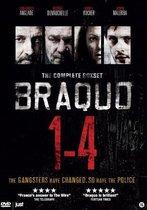 Braquo Box - Serie 1 t/m 4 (Blu-ray)
