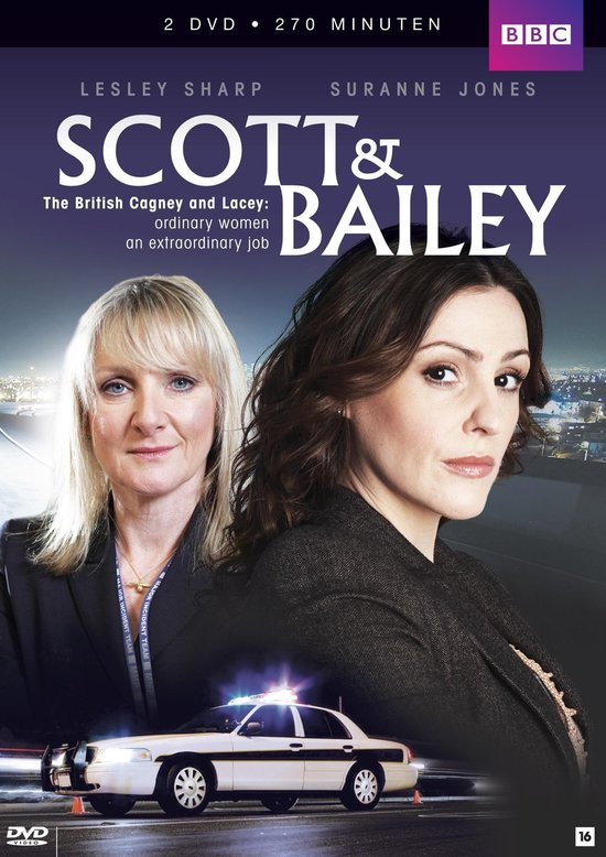 Cover van de film 'Scott & Bailey'