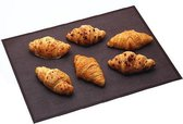 KitchenCraft Siliconen non-stick bakpapier / bakmat - 40cm x 30cm - Sweetly Does It | Kitchen Craft