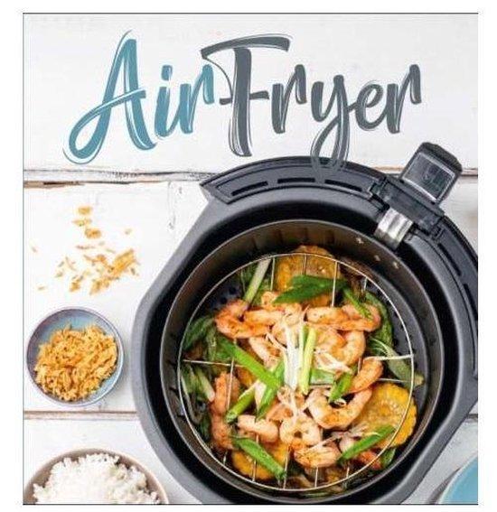 Boekomslag voor Airfryer