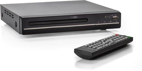 Caliber HDVD001 - Compacte DVD/USB Speler - HDMI - SCART