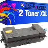 PlatinumSerie® 2 toner XXL black alternatief voor Kyocera Mita TK-3110 30.000 pagina 's
