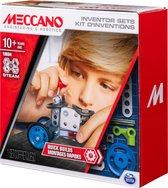 Meccano , Set 1, Quick Builds, S.T.E.A.M.-bouwpakket met gereedschap, geschikt voor kinderen vanaf 8 jaar