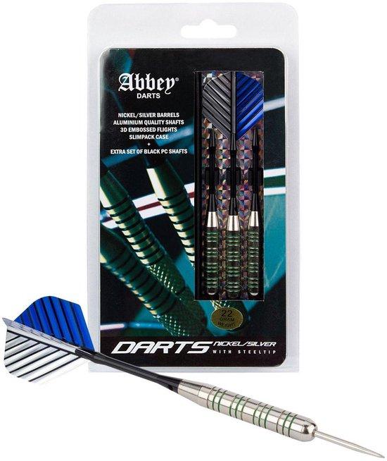 Afbeelding van Abbey Darts Darts - Nickel/Silver - 24 speelgoed