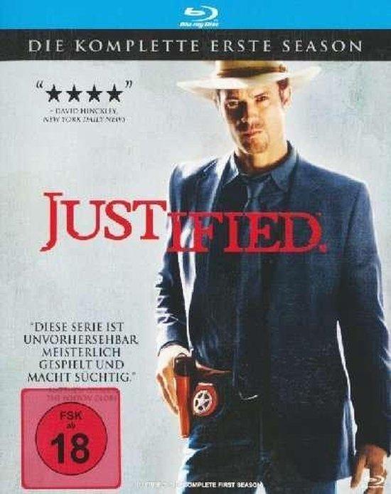 Justified Season 1 (Blu-ray)