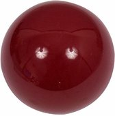 Loose D.Red Carom Ball 61.5mm