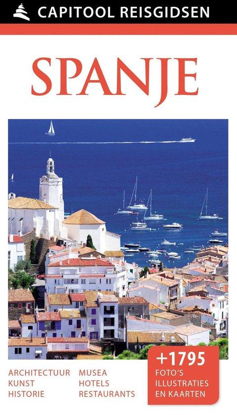 Boek cover Capitool reisgids - Spanje van John Ardagh (Hardcover)