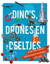 Dino's, drones en deeltjes