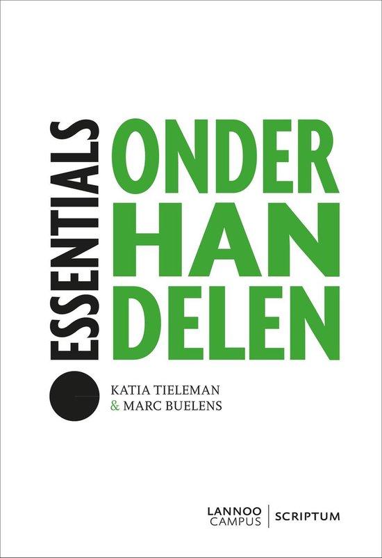 Onderhandelen - Katia Tieleman pdf epub