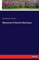 Memorial of Harriet Martineau