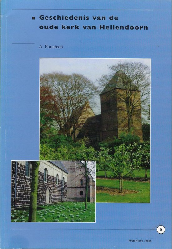 Geschiedenis van de oude kerk van Hellendoorn - A. Ponsteen | Fthsonline.com